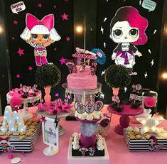 Lol Surprise Dolls Birthday Party. Lol Surprise Birthday Party. Lol Big Surprise Birthday Party. Lol Surprise Doll Birthday Party.