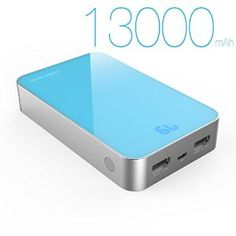This is a wonderful portable power bank you worthy to have it. huge capacity, charging two digital device at the same time keep connect all the way! perfect!