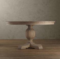 French Urn Pedestal Dining Tables | Round Dining Tables | Restoration  Hardware | For The Home | Pinterest | Pedestal Dining Table, Round Dining  Table And ...