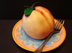 Peach Cakelet