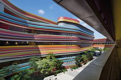 Nanyang Primary School, Singapore Gardens and Green Fields, 2015 - Studio 505