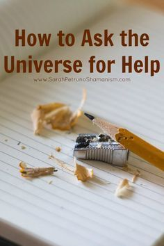 How to ask the universe for help. Something really big that you have your hopes set on or even something smaller, like money for a haircut? Learn how to ask the Universe to help you get what you want. Cbt Techniques, How To Start Homeschooling, Spirit Guides, Law Of Attraction, Get What You Want, Just In Case, Universe, Mindfulness, Healing