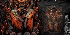 """the begin"" t-shirt design by ardhajaco"