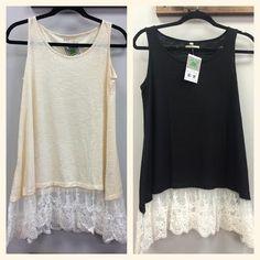 Lace Shirt Extender