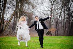 fotografia ślubna to również sesje plenerowe, tym razem w Tyczynie niedaleko Rzeszowa. autor Sebastian Srokowski