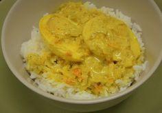 Goan Egg Coconut Curry