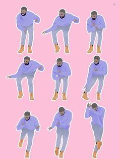 Imagem de Drake, wallpaper, and hotline bling