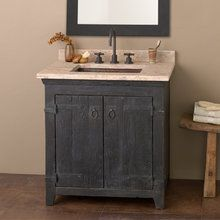 """View the Native Trails VNB30 Americana 30"""" Bathroom Vanity Cabinet at FaucetDirect.com. wat it!!!!!"""