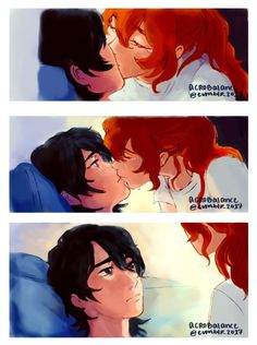 Pidge/Katie Holt gives Keith a romantic kiss as he sleeps from Voltron Legendary Defender