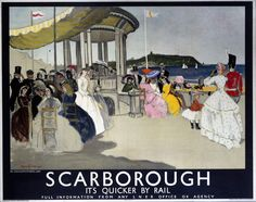 Scarborough - In Grandmother's Day