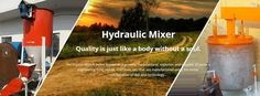 Hydraulic Mixers are the kind of solid blenders that utilization hydraulic components to blend the materials to frame concrete. The drum can blend the parts completely by the assistance of electric and diesel engines. http://hydraulicmixer.in/