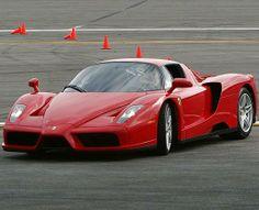 A really cool Ferrari.