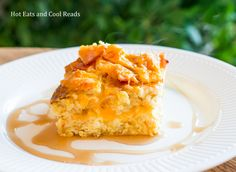 Hot Eats and Cool Reads: Egg McMuffin Breakfast Casserole Recipe