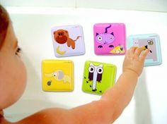 Opowieści łazienkowe - plansze kąpielowe Beezeebee - cena: 25.00zł - Zabawki do kąpieli / MYJU, MYJU :: Tublu.pl sklep mamy, taty i dziecka