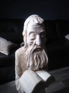 Małamed - żyd nauczyciel, made by Łukasz Masiukiewicz