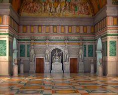 Las Termas de Diocleciano. Roma