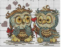 A another cute cross stitch!