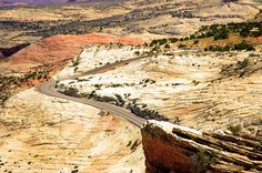 Sometimes the road less traveled is the road best traveled. With the Toyota Prius c , you can get crazy mpg as you take in the most amazing scenic routes ever! Utah Vacation, Vacation Places, Capitol Reef National Park, National Parks, Cool Places To Visit, Places To Go, Escalante National Monument, California Travel, Scenery