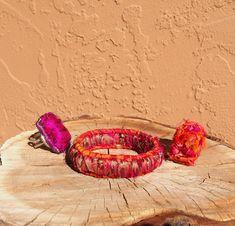 Locker Hooking Fiber Gems Jewelry « Color Crazy