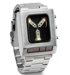 Who needs a whole DeLorean? The flux capacitor is the most important part, anyway. Get your own and get time traveling.