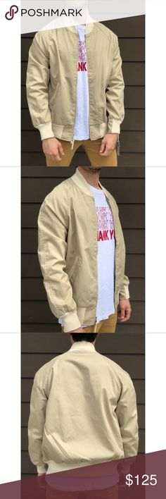 New Champion x Todd Snyder Bomber Jacket NEW WITH TAGS if I can rock it, you cantu! Champion Jackets & Coats Bomber & Varsity