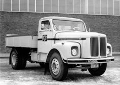 Scania-Vabis L56-42 '1962–68 Old Trucks, Caravan, Volkswagen, Jeep, Transportation, Motorcycles, French, Vehicles, Vintage