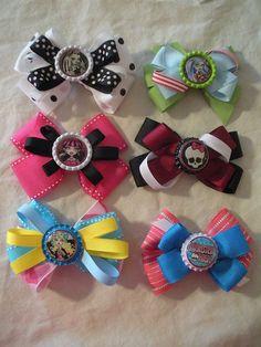 Monster High Bows