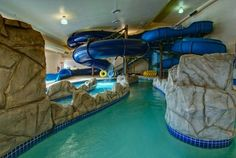 Warm Up at an Indoor Water Park - Minnesota Journeys - November 2012 - Minnesota