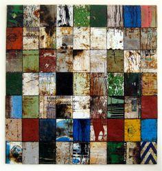 Construyendo mi silencio (Building my silence) 2005-2012 by Damian Aquiles.