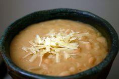 Parmesan+White+Bean+Soup+Recipe