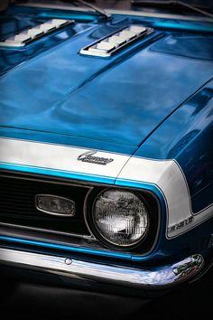 1968 Chevy Camaro SS 396