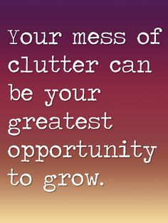 Declutter Your Life For The Best Fresh Start Ever!!!