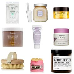 10 Amazing Body Exfoliators For Super Soft Skin