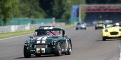 Austin Healey 3000 MK I FIA Race Car - Bill Rawles Classic Cars