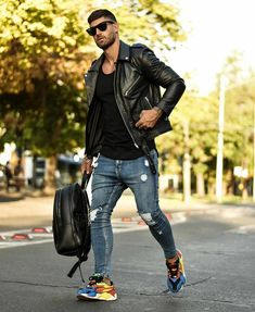 men's fashion suits for business wardrob men's fashion recommended items style inspiration men's awesome hairstyles made leather women's shoes bags . Smart Casual Men, Business Casual Men, Business Fashion, Stylish Men, Moda Streetwear, Fresh Outfits, Guy Outfits, Fall Outfits, Casual Street Style