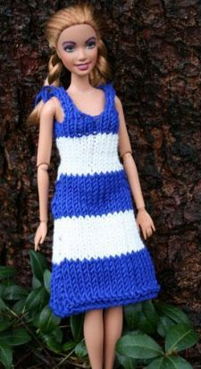 FREE Pattern: Barbie Dress!