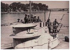 """Les """"U-Boot"""" de la seconde guerre mondiale en photos - Forums Mille-Sabords.com"""
