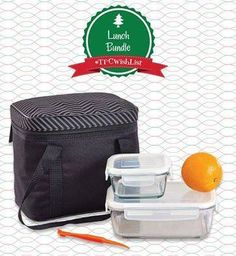 Do you or someone you know take their lunch to work?  We've got the answer! Our Insulated Beverage Cooler works great for lunches and holds up to 10 lbs., zips closed and is leakproof. It's available in 2 different prints. The leakproof glass containers will transport your food anywhere with no leaks!! They are perfect for lunchrooms because you can store and reheat your food in the same container. Available in 4 sizes! http://www.pamperedchef.com/pws/pollysue