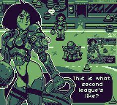 Programmer mind, Artist soul, Loves Game Art, especially pixelart and lowpoly. Pixel Life, Battle Angel Alita, Pixel Art Games, Pixel Design, Arte Cyberpunk, Anatomy Sketches, Indie, Manga Art, Anime Art