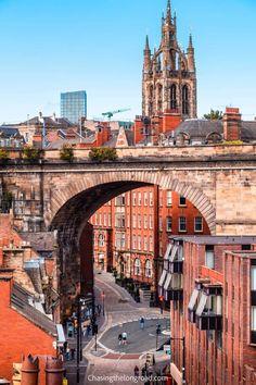 Newcastle England, Durham England, North East England, England And Scotland, Durham Cathedral, Cathedral City, Gateshead Millennium Bridge, Durham Castle, Riverside Walk
