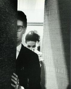 Moment of truth. Debut. Yves Saint Laurent. 1962.