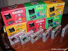 Videojuegos y Consolas: NINTENDO GAME WATCH TABLE TOP PANORAMA CHAMPIONS 12 ENTORCHADOS - Foto 3 - 89462392