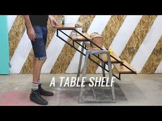 Coffee Table Convert To Dining Table, Dining Table In Kitchen, Coffee Table Furniture, Diy Furniture, Furniture Design, Folding Table Diy, Diy Table, Convertible Table, Diy Computer Desk