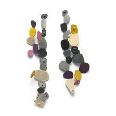 ceropegia drop earrings color, XL