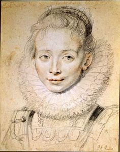 On the walls: Drawing - Peter Paul Rubens
