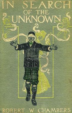 In Search of the Unknown. Harper, 1904. From Sundance Collections on Flickr