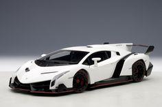 Lamborghini Veneno Auto A Escala De Colección - $ 3,150.00 en MercadoLibre