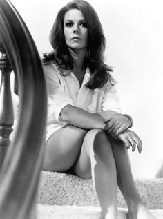 Natalie Wood. From Bob & Carol, Ted & Alice, which is scathingly funny, and in which she had one of her final wonderful roles...