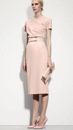 LOVE! Petale crepe japponaise dress by Bottega Veneta