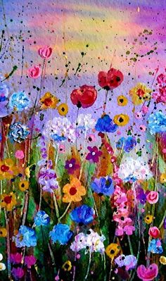 ursprungliche-blumenmalerei-abstrakte-blumenkunst-impressionist-blumen-gestaltete-blumenma/ delivers online tools that help you to stay in control of your personal information and protect your online privacy. Abstract Flowers, Abstract Art, Flower Painting Abstract, Acrylic Flowers, Painting Flowers, Whimsical Art, Painting Inspiration, Flower Art, Watercolor Paintings